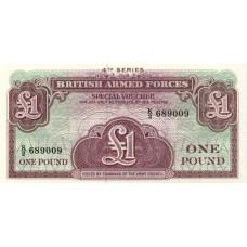 1 фунт 1962 г. Великобритания