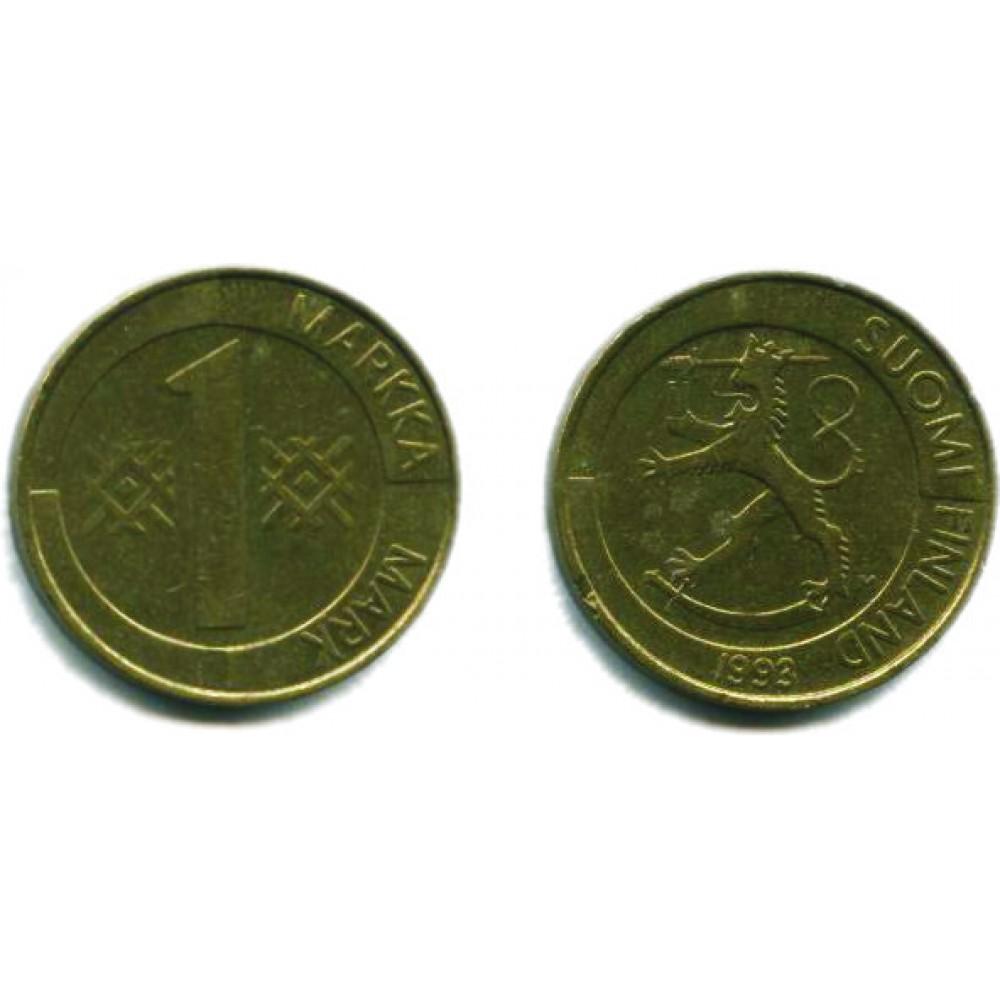 1 марка 1993 г.
