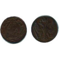 Деньга 1748 г.