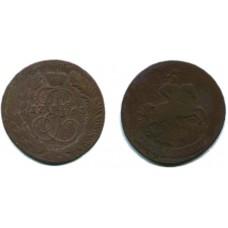 2 копейки 1763 г. ММ